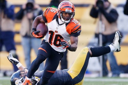Andrew Hawkins: Week 14 Fantasy Outlook