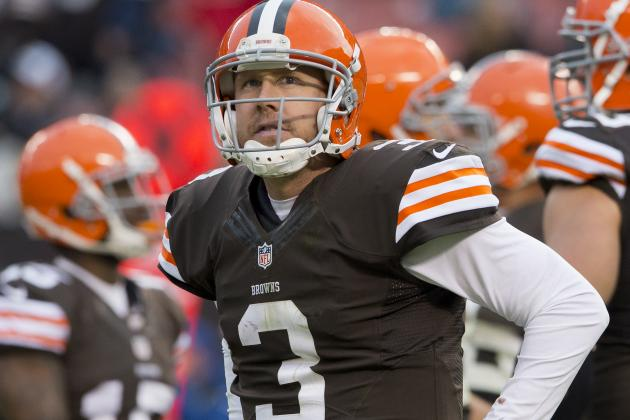 Browns' QB Call May Wait Until Game-Time