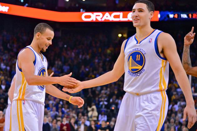 With Stephen Curry and Klay Thompson, Warriors Can Never Be Counted Out