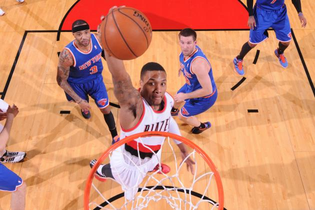 Thunder vs. Blazers: Damian Lillard Will Win Point Guard Matchup with Westbrook