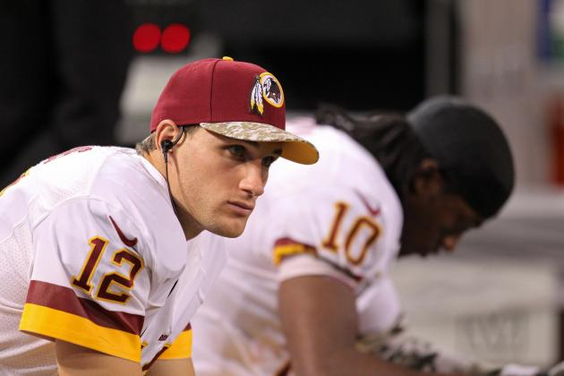 What Should the Washington Redskins Do with Kirk Cousins?
