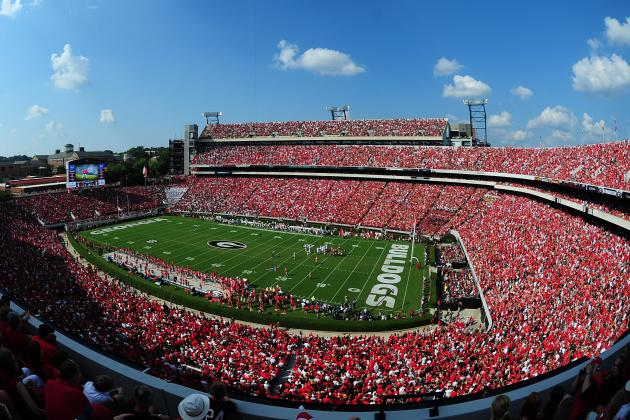 College Football: The Pride and Joy of the South