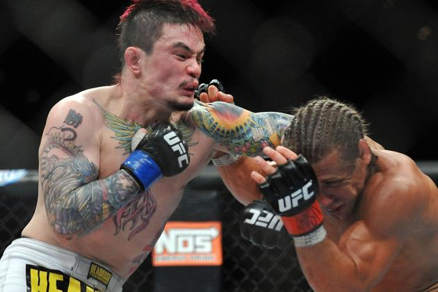 UFC on Fox 9: Former Bellator Champ Zach Makovsky Faces Scott Jorgensen