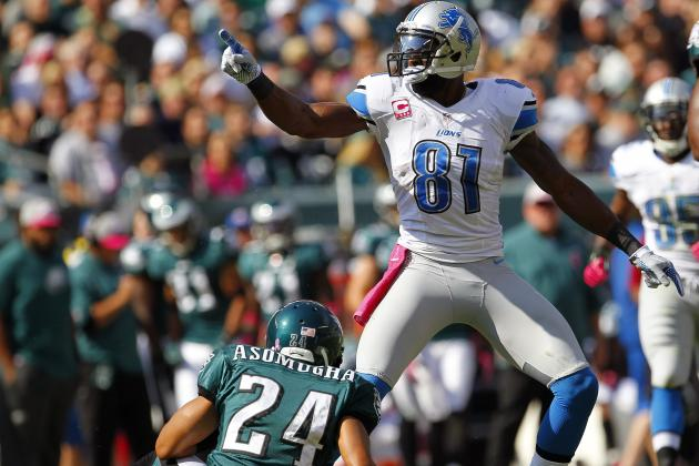 Detroit Lions vs. Philadelphia Eagles: Breaking Down Detroit's Game Plan