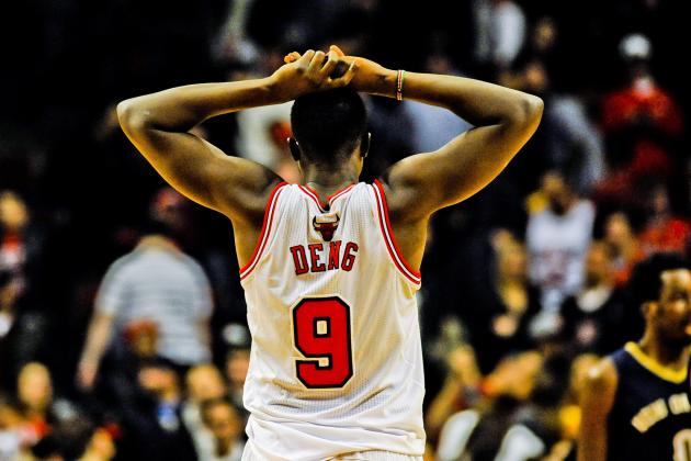 Don't Be Fooled, Luol Deng Is Not Part of Chicago Bulls' Uncertain Future