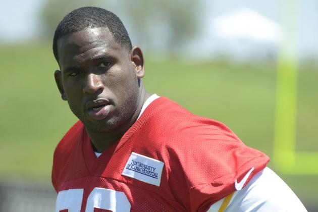 No Practice for Branden Albert or Justin Houston on Wednesday