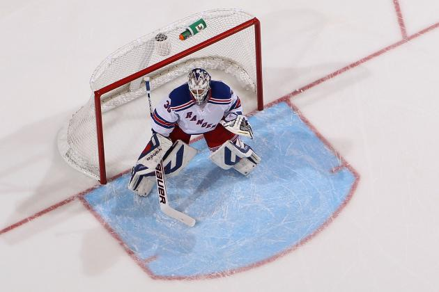Will Henrik Lundqvist's New Contract Become Albatross Deal for the Rangers?
