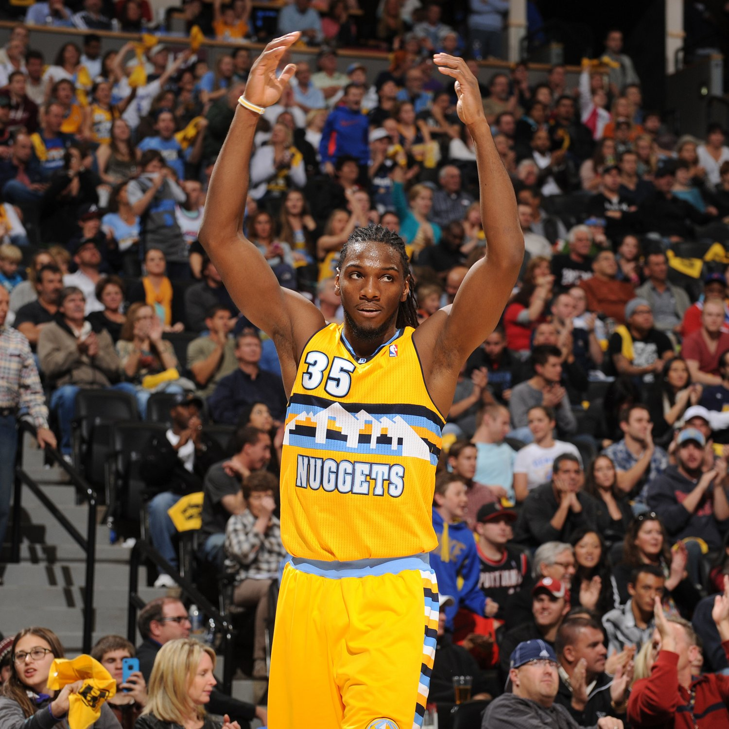 Nba To Nfl Crossover Nuggets Forward Kenneth Faried: Why Denver Nuggets Made Right Call In Keeping Kenneth