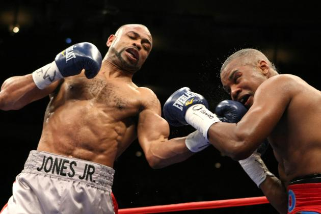 Roy Jones Jr. Taking Tune Up Fight in Moscow for Anderson