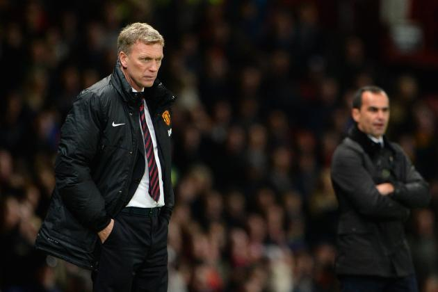 GIF: Bryan Oviedo Scores vs Manchester United as David Moyes Loses to Everton