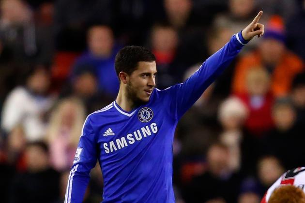 Analysing Eden Hazard's Performance vs. Sunderland