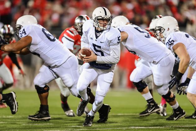 Penn State QB Tyler Ferguson Set to Transfer, 5 Likely Destinations