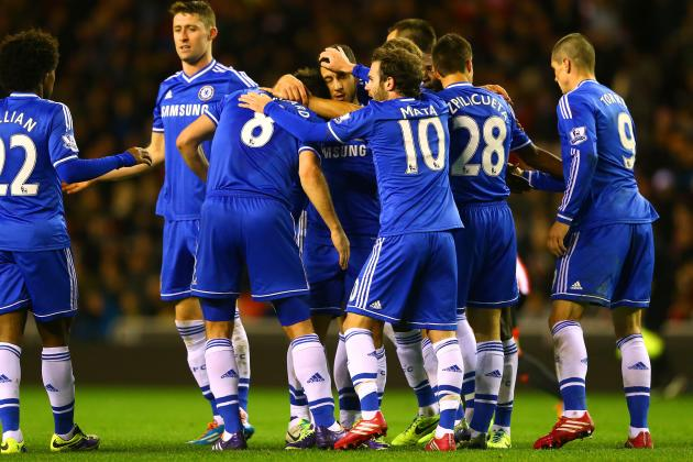 Sunderland vs. Chelsea: Score, Grades and Post-Match Reaction