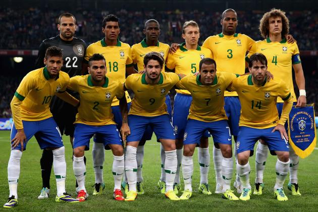 Projecting Brazil's Best and Worst Case Scenarios for World Cup 2014 Draw