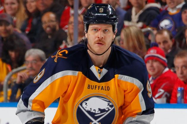 Sabres' Ott Knows He Could Be Traded
