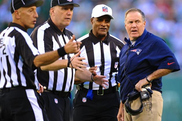 Bill Belichick Is Right: Coaches Should Be Able to Challenge Penalties