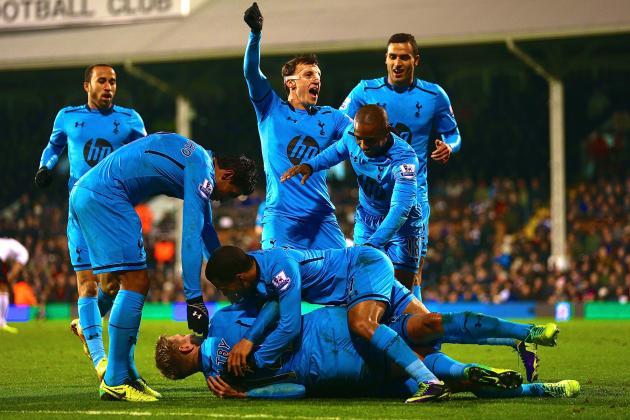 Fulham vs. Tottenham Hotspur: Score, Grades and Post-Match Reaction
