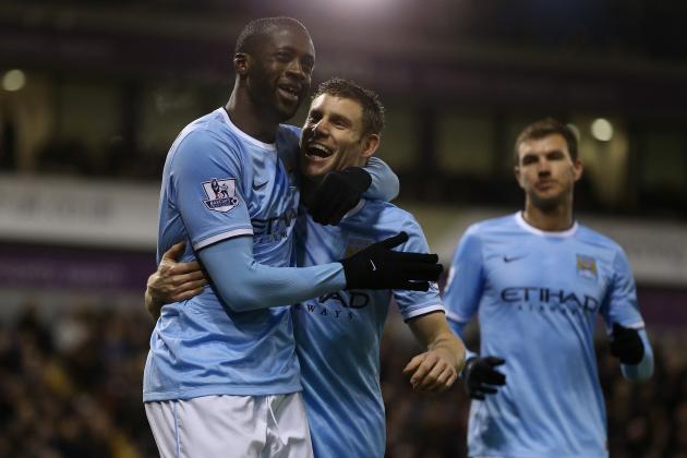 West Bromwich Albion vs. Manchester City: Score, Grades and Post-Match Reaction