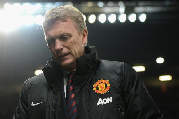 Moyes Misery: Manchester United's Title Defence Looks over After Everton Defeat