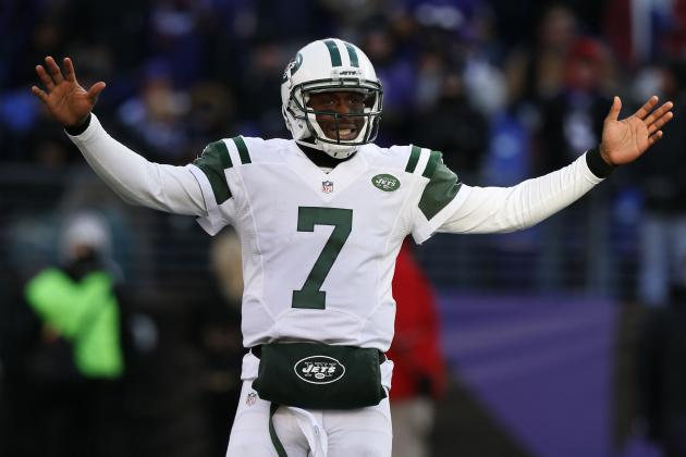 Should the Jets Consider Bringing in Competition for Geno Smith Next Season?