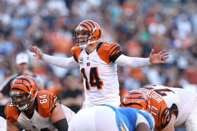 Why Andy Dalton Is—and Is Not—A Playoff-Caliber Quarterback