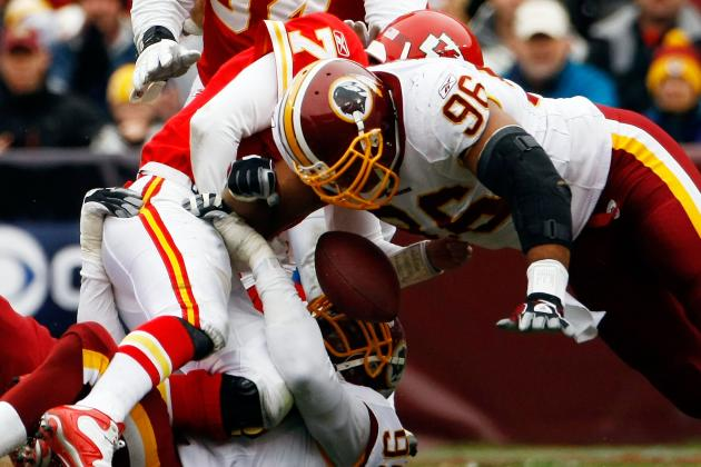Kansas City Chiefs vs. Washington Redskins: Breaking Down Washington's Game Plan