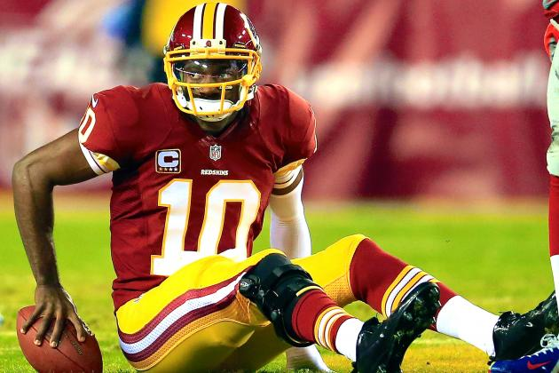 Did Washington Doom Itself by Going All-In on Robert Griffin III?
