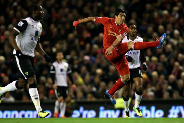 Luis Suarez Leaves Liverpool Fans Struggling for Words
