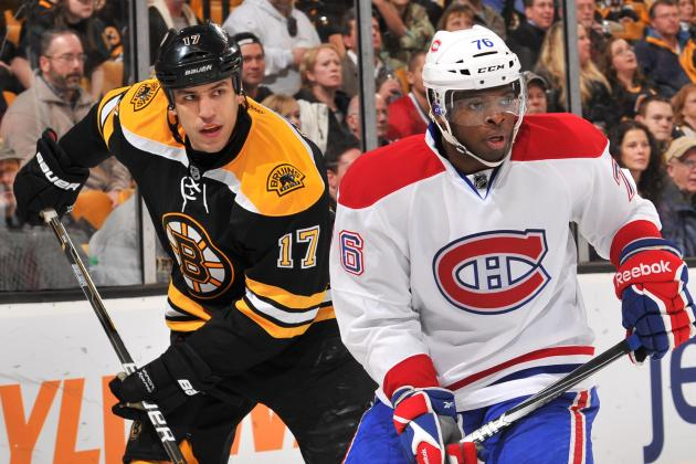 Is the Boston Bruins-Montreal Canadiens Rivalry as Compelling as It Used to Be?