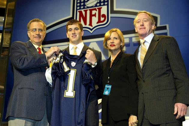 2004 Draft Trade Has Come Full Circle for Eli Manning, Philip Rivers