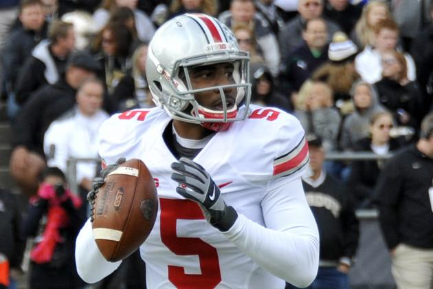 Ohio State vs. Michigan State: TV Info, Spread, Injury Updates, Game Time, More