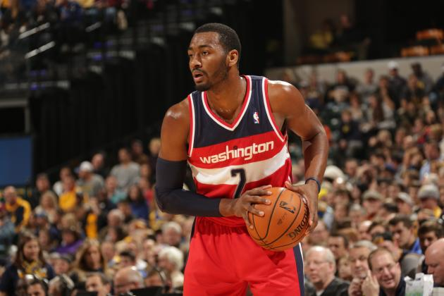 Is John Wall a Top 5 NBA Point Guard?