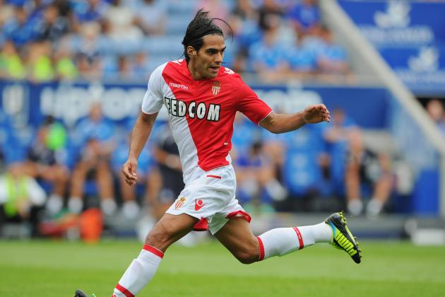 Transfer Rumour Rater: Chelsea to Sign Monaco's Falcao on Loan in January