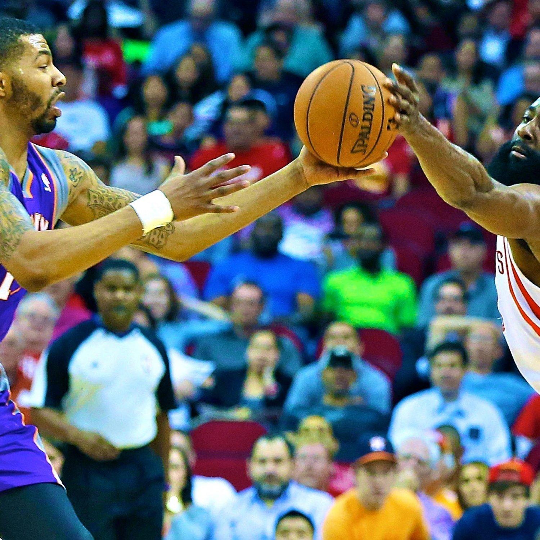 Phoenix Suns Vs. Houston Rockets: Live Score, Highlights