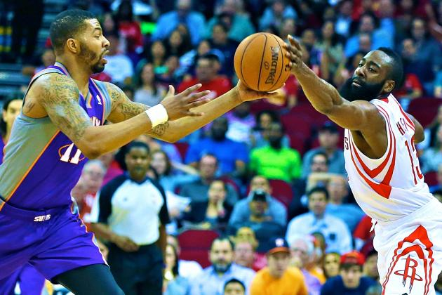 Phoenix Suns vs. Houston Rockets: Live Score, Highlights and Analysis