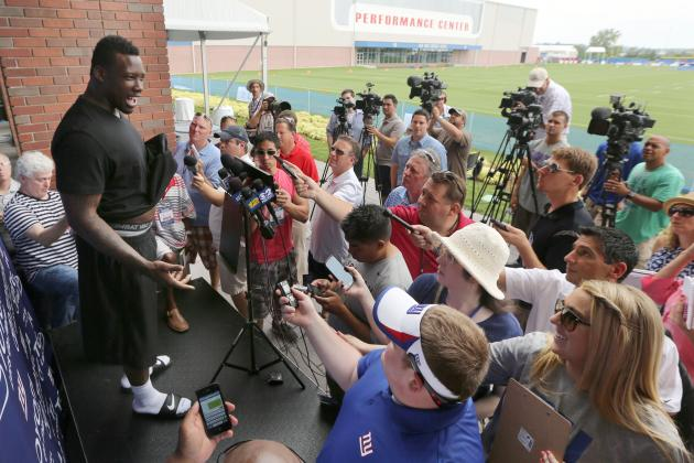 New York Giants: All Talk and No Play Makes Jason Pierre-Paul a Dull Boy