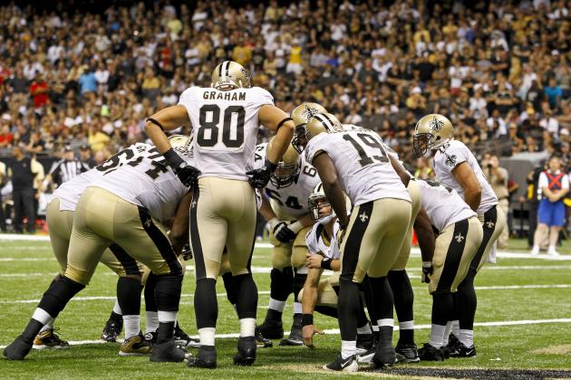 Why the New Orleans Saints Should Explore Using a No-Huddle Offense
