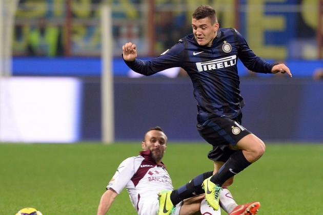 Inter Consider Loaning out Starlet