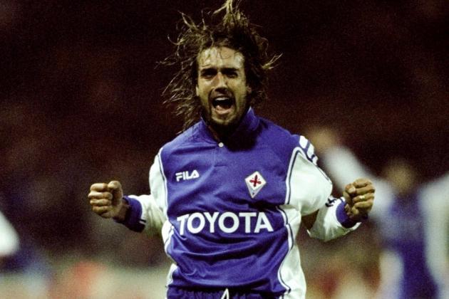 Batistuta Admits Desire to Coach Fiorentina