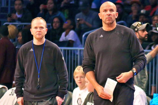 Jason Kidd Didn't Fix Brooklyn Nets' Defense by Demoting Lawrence Frank