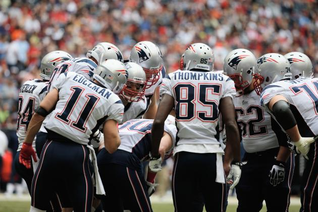 Patriots vs. Browns: Breaking Down New England's Game Plan