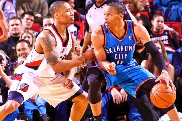 Oklahoma City Thunder vs. Portland Trail Blazers: Live Score and Analysis