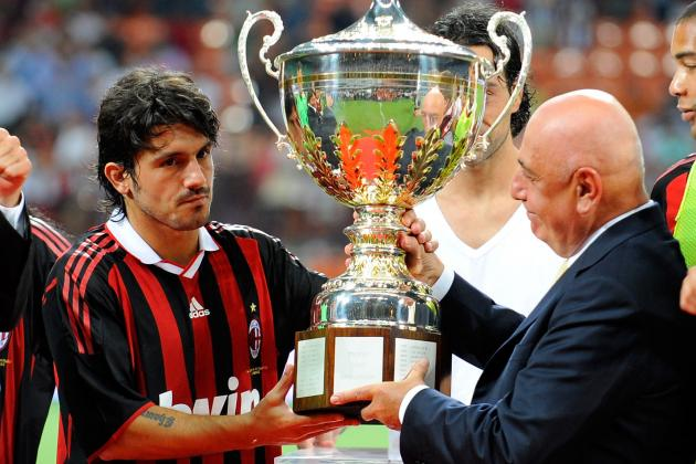 No Place for Women in Football: Gattuso