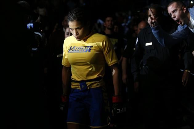 Julianna Pena Open to Fighting Both Ronda Rousey and Miesha Tate
