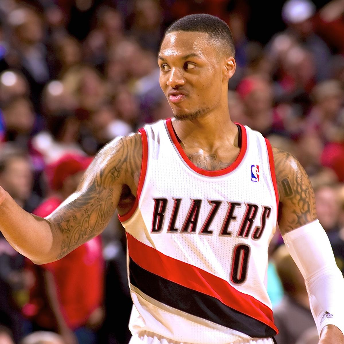 Portland Trail Blazers Final Score: Portland Trail Blazers Troll Entire Eastern Conference In
