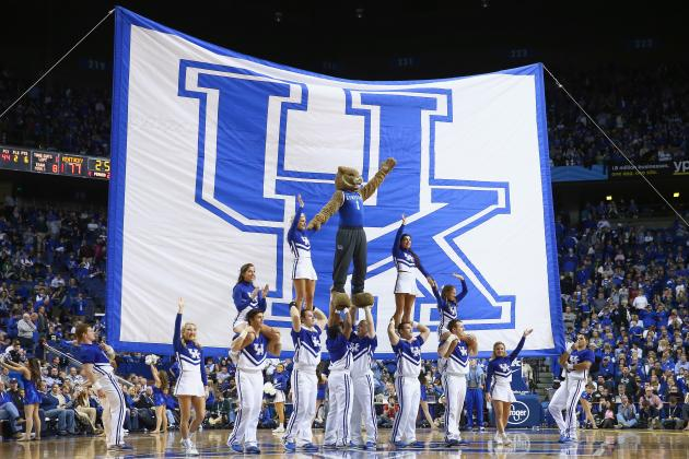 Kentucky Basketball Teams to Cowboy Up Together Against Baylor