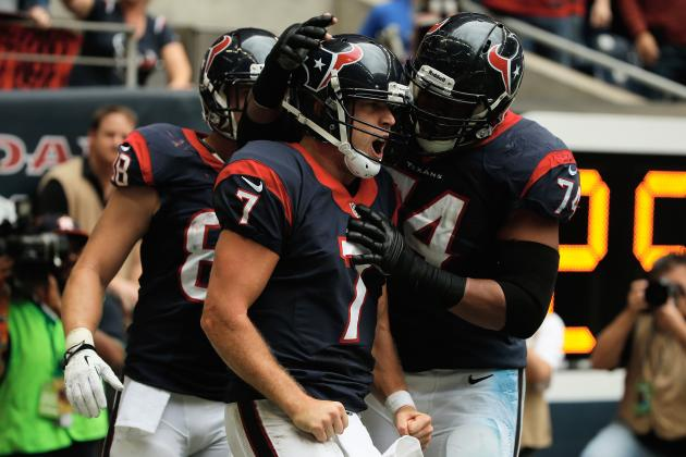 Houston Texans vs. Jacksonville Jaguars: Breaking Down Houston's Game Plan