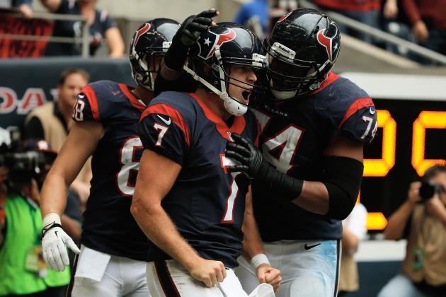 Houston Texans vs. Jacksonville Jaguars: Breaking Down Houston's Game Plan