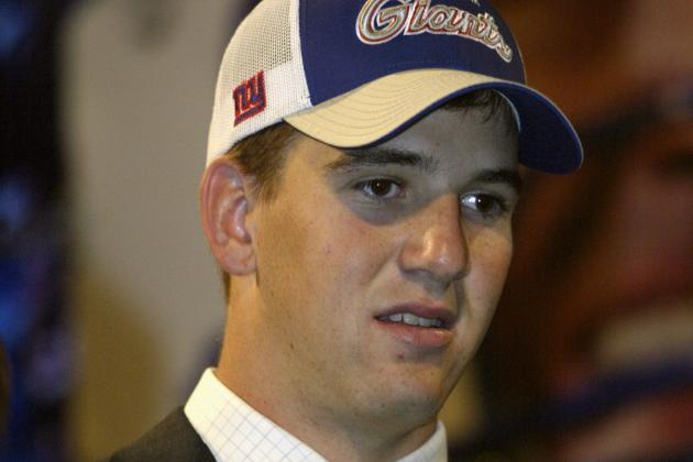 Eli Manning: I Can't Remember Why I Didn't Want to Be a Charger