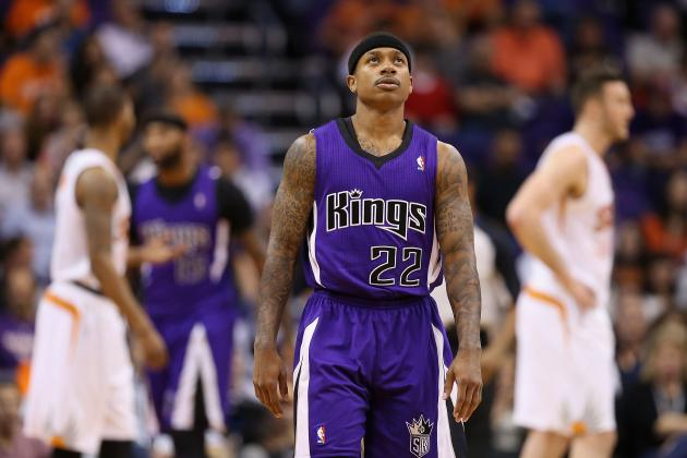Isaiah Thomas Is Key to Sacramento Kings Unlocking Their Offense